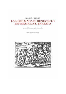 La Noce maga di Benevento estirpata da S. Barbato
