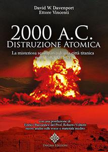 2000 a. C.: distruzione atomica