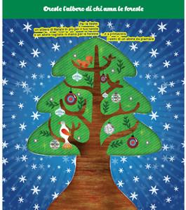 Oreste, l'albero che ama le foreste