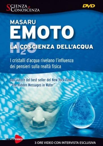 La Coscienza dell'Acqua. Con DVD.