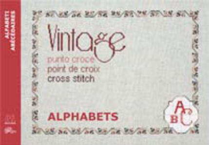 VINTAGE CROSS STITCH - PUNTO CROCE - POINT DE CROIX