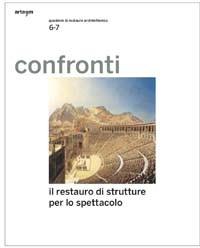 confronti. 6-7. quaderni di restauro