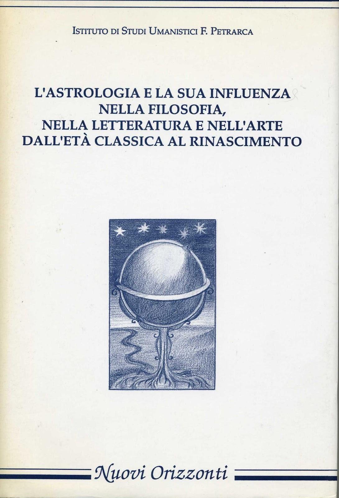 L' astrologia e la sua influenza nella filosofia,
