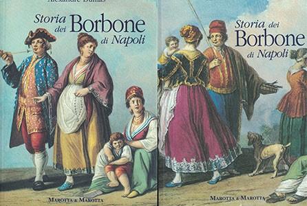 Storia dei Borbone di Napoli - 2 Volumi