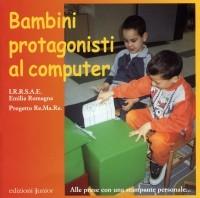 BAMBINI PROTAGONISTI AL COMPUTER-CdRom