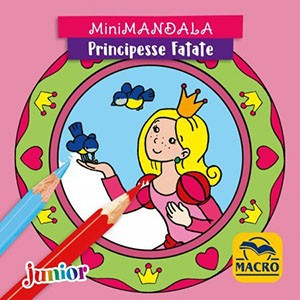 Minimandala Principesse Fatate