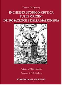 Inchiesta storico-critica sull'origine dei Rosacroce e della massoneria