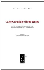 Carlo Gesualdo e il suo tempo