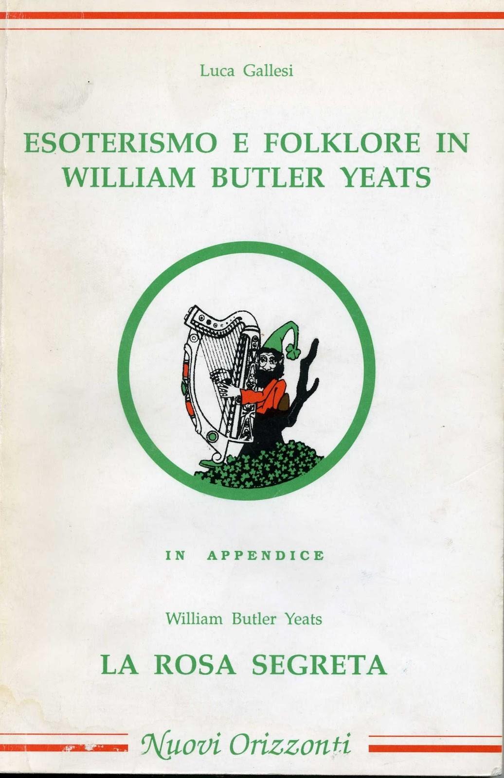 Esoterismo e folklore in William Butler Yeats