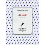 Ai poeti
