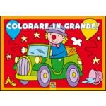 Colorare in Grande! - Rosso