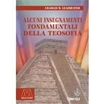 Alcuni insegnamenti fondamentali della teosofia - Nuova Edizione
