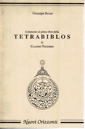 Commento al primo libro della Tetrabiblos