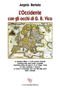 L'Occidente con gli occhi di G. B. Vico
