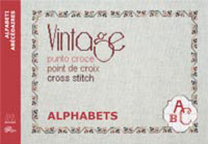 VINTAGE CROSS STITCH - PUNTO CROCE - POINT DE CROIX