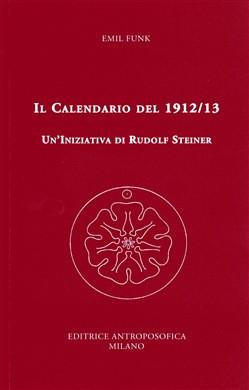 Il calendario 1912-13.