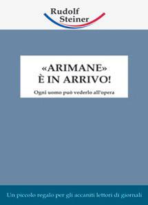 """""""Arimane"""" è in arrivo!"""
