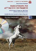 Musicoterapia per attacchi di panico