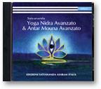 YOGA NIDRA AVANZATO & ANTAR MOUNA AVANZATO • 2 CD