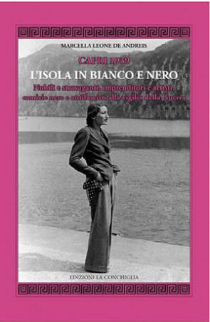 CAPRI 1939  - L'ISOLA IN BIANCO E NERO
