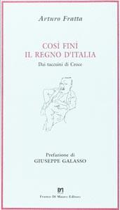 Così finì il regno d'Italia