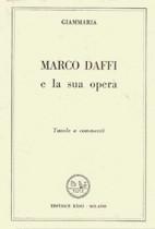 Marco Daffi e la sua Opera