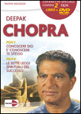 Deepak Chopra - COFANETTO con 2 LIBRI + 2 Film in DVD