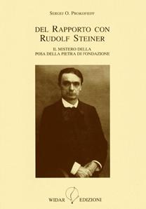 Del rapporto con Rudolf Steiner