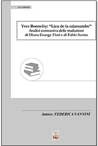 Yves Bonnefoy: «Lieu de la salamandre»