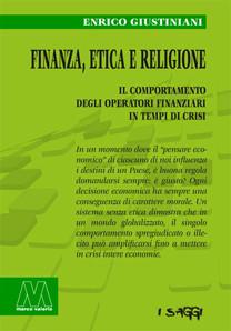 FINANZA, ETICA E RELIGIONE