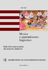 MUSICA E APPRENDIMENTO LINGUISTICO