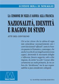 Nazionalità, identità e ragion di Stato