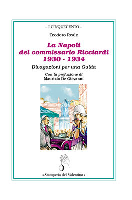 La Napoli del Commissario Ricciardi