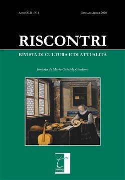 RISCONTRI N. 1