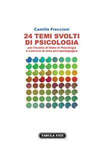 24 TEMI SVOLTI  DI PSICOLOGIA
