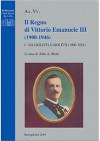 Il regno di Vittorio Emanuele III (1900-1946)